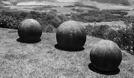 謎の巨大石球コスタリカの球と五大厄災