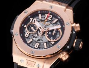 超高級腕時計ウブロ