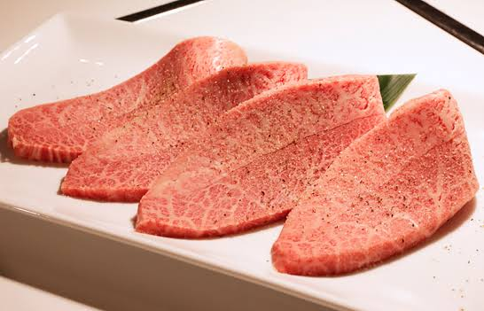 牛肉希少部位みすじ